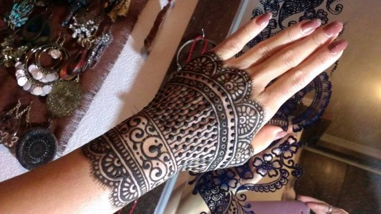 henna手绘学习